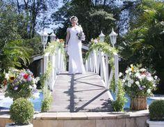 Cerimônia de Casamento no Recanto Callegari
