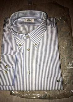À vendre sur #vintedfrance ! http://www.vinted.fr/mode-hommes/chemises/28425217-lacoste