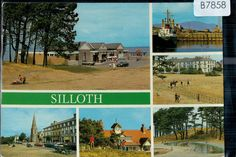B7858cgt UK Silloth Multiview Colormaster postcard in Collectables, Paper, Postcards, Postcards | eBay!