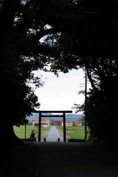 神服織機殿神社  in Ise Shima