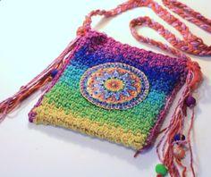 Best Messenger Bag Best Ipad Case Hippie by MaineCoonCrafts, $75.00
