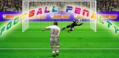 """Football Penalty APK – Compete with a random number generator. Beat a penalty.    In the game """"Football Penalty"""" you in turn act as the forward and the goalkeeper. In game simple and intuitively clear management."""