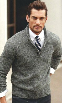 Gandy.....stylish clothing that has a good fit  and deep solid colors...