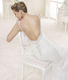 Abiti da sposa 2015...schiena scoperta .....guardateli tutti sul nostro sito!! www.tosettisposa.it #abitidasposa2015 #wedding #weddingdress #tosetti #abitidasposo #abitidacerimonia #abiti #tosettisposa #nozze #bride #modasottoleate lle #alessandrotosetti #domoadami #nicole #pronovias #alessandrarinaudo# realtime #l'abitodeisogni #simonemarulli #aireinbarcellona #rosaclara'#airebarcellona # زواج #брак #فساتين زفاف #Свадебное платье #حفل زفاف في إيطاليا #Свадьба в Италии