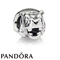 Pandora Hippo Charm 79890 #jewellerydesign