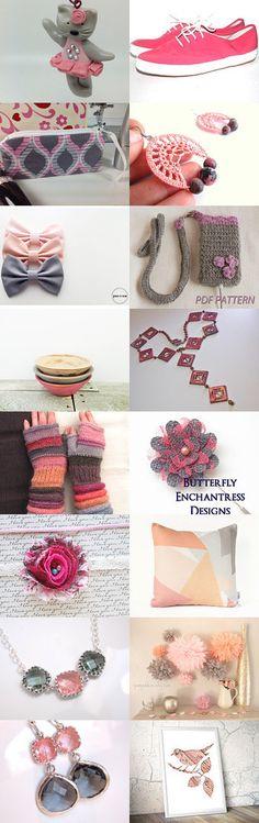 Ballerina ~Summer 2015 Gift Guide~  Team 7 Treasury by Kathy Carroll on Etsy--Pinned with TreasuryPin.com #Etsyvintage #Estyhandmade #freshfinds