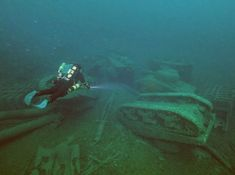 SHIP WRECKS ARE BORING, WW2 BATTLE TANKS IS WHERE THE PARTIES AT!: DIVER FINDS WW2 TANK GRAVEYARD 70 METERS DEEP OFF THE COAST OF IRELAND | Cocaine Kaisers