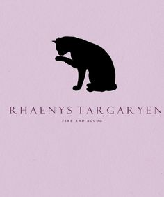 | ASOIAF :Minimalist Character Posters | Rhaenys Targaryen *Requested by burntshadow