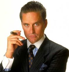 """Wall Street"" Style – Can You Really Dress Like Gordon Gekko? (via @Antonio Centeno)"