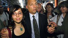 Orbán Viktor miniszterelnök legidősebb lánya kisbabát vár /Fotó: MTI