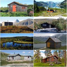 Cabin dream / hyttedrømmen Se mer på  www.inatur.no