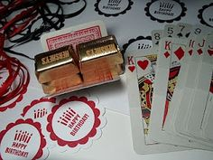 Las Vegas Themed Party Favors