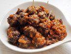 Spiced Meatballs (with Marmalade Glaze)