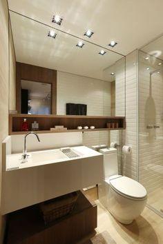 As bancadas garantem a funcionalidade, a organização e o charme do seu banheiro. Confira dicas e projetos para você se inspirar.