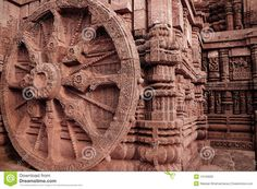 Ancient Historic Indian Architecture Stock Photo - Image: 40473567
