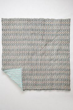 Vina Quilt - anthropologie.com
