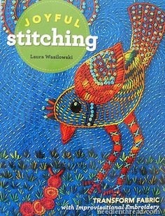 Joyful Stitching – Book Review – NeedlenThread.com