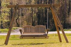 This is a nice country seating that you can make yourself - http://youtu.be/CT75Bzi_BL0
