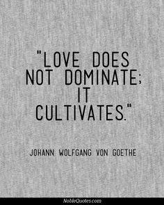Goethe ..*