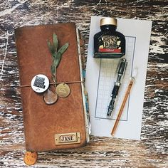 Today's gonna be a special one, cause I knew that I'm gonna spend my time with you ❤️ Presents For Boyfriend, Presents For Men, Gifts For Husband, Boyfriend Gifts, Objet Harry Potter, Journal Notebook, Journals, Calligraphy Pens, Custom Notebooks