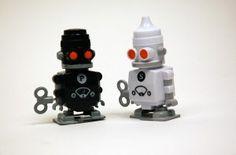 Mini-robots « Poivre & Sel »