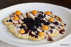 Vafle – sladké recepty | brydova.cz Oatmeal, Breakfast, Anna, Food, The Oatmeal, Morning Coffee, Rolled Oats, Essen, Meals