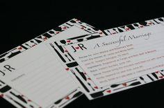 Recipe Card Shower Invitations