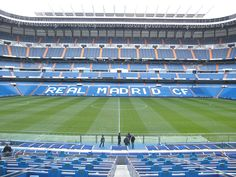 Estadio Santiago Bernabeu - Home to Real Madrid Futbol Madrid, Spain Gareth Bale, Barcelona, Spain Travel, France Travel, Bilbao, Manchester United, Madrid Tourist Attractions, Fifa, Monaco