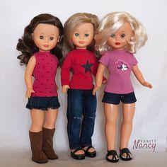 Nancy Doll, Wellie Wishers, Dolls, Vintage, Sew, Style, Ideas, Fashion, Barbie Dress