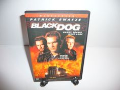 Black Dog (DVD, 1998, Widescreen) Patrick Swayze, Randy Travis &  Meat Loaf