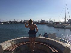 Naxos - Hafen Naxos - Kykladen - Cyclades - Inselhopping Kykladen - Griechenland - griechische Inseln - Sommer 2016 - Reiseblog - Miss Phiaselle - Travelblogger