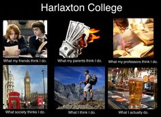 harlaxton life...this is SO true