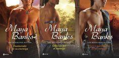 Los libros... mi obsesión, mi escape : Los hermanos Mccabe - Maya Banks