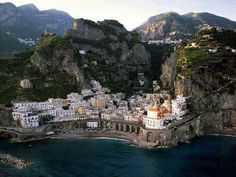 #Atrani #Salerno #Italy