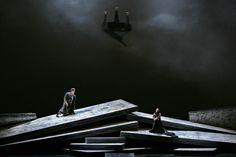 Die Liebe der Danae (Richard Strauss) from Deutsche Oper Berlin. Productions by Kirsten Harms. Sets by Bernd Damovsky.
