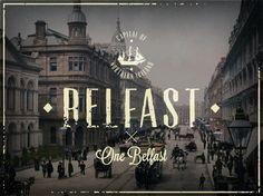Belfast 1900 by Peter Voth