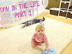 DAY IN THE LIFE OF A YOUNG MOM | PART 2!