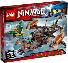 Buy LEGO NINJAGO Misfortune`s Keep NEW 2016 for R1,729.00