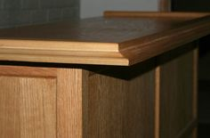 Awesome Bar Rail Molding Design ~ http://lovelybuilding.com/bar-rail-molding-in-your-dining-room/