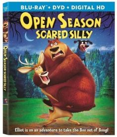 Open Season Scared Silly 2016 online bluray