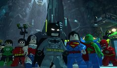 The best-selling LEGO Batman videogame franchise returns in an out-of-this-world, action-packed adventure! In LEGO Batman Beyond Gotham, the Caped Crusader j Lego Batman 3, Lego Dc, Buy Lego, Superman, Star Citizen, Batman Beyond Gotham, Héros Dc Comics, Batman Fight, Best Pc Games