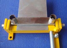 Листового металла алюминий медь листогибочная станок руководство мини бытовые оборудование 100 ммкупить в магазине guoguo hong's storeнаAliExpress