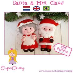 mrs claus ornament - Yahoo Image Search Results
