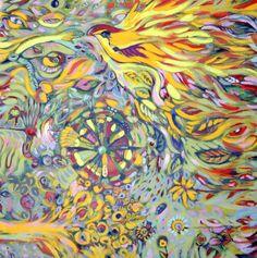 Joseba.Garcia.Plazuelo.-liberacion-acrilico.sobre.lienzo.estampado.3d.2014 Blog, 3d, Painting, Fine Art, Pintura, Painting Art, Blogging, Paintings, Painted Canvas