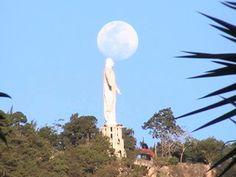 El Cristo del Picacho, Tegucigalpa Honduras