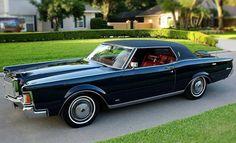 Mark III… 1970 Lincoln Continental
