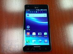 Samsung Galaxy Infuse SGH-I997 Unlocked Global Android Smartphone AT