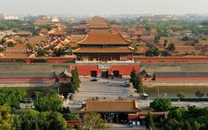 World's Most-Visited Castles: No. 1 The Forbidden City (Palace Museum), Beijing