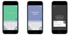 Whatsapp permite añadir estados de texto y color de fondo