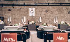 Industrial Wedding - Hochzeitsfotografie und Hochzeitsreportagen #hochzeit#urban#industrial#wedding#hochzeitsplaner#deko#weddingdekoration#dekokonzept
